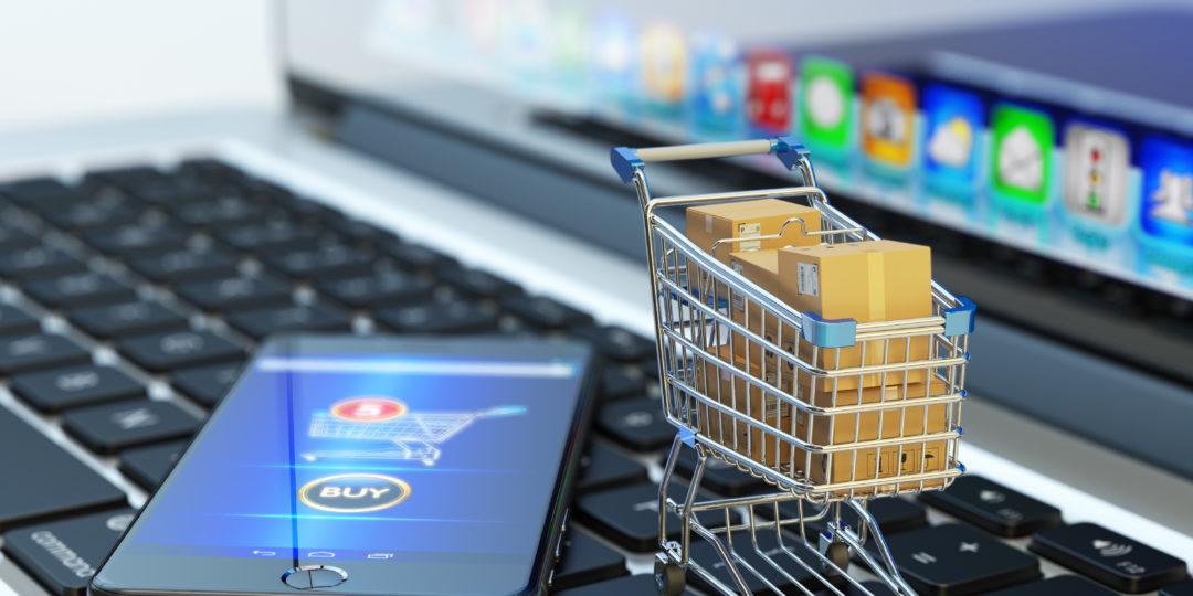 Продажи в E-Commerce